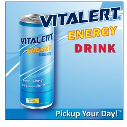VITALERT® Energy Drink - 12-Pack