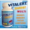 VITALERT® Energy Multivitamin 100 Tablets - LOADED with 40 INGREDIENTS