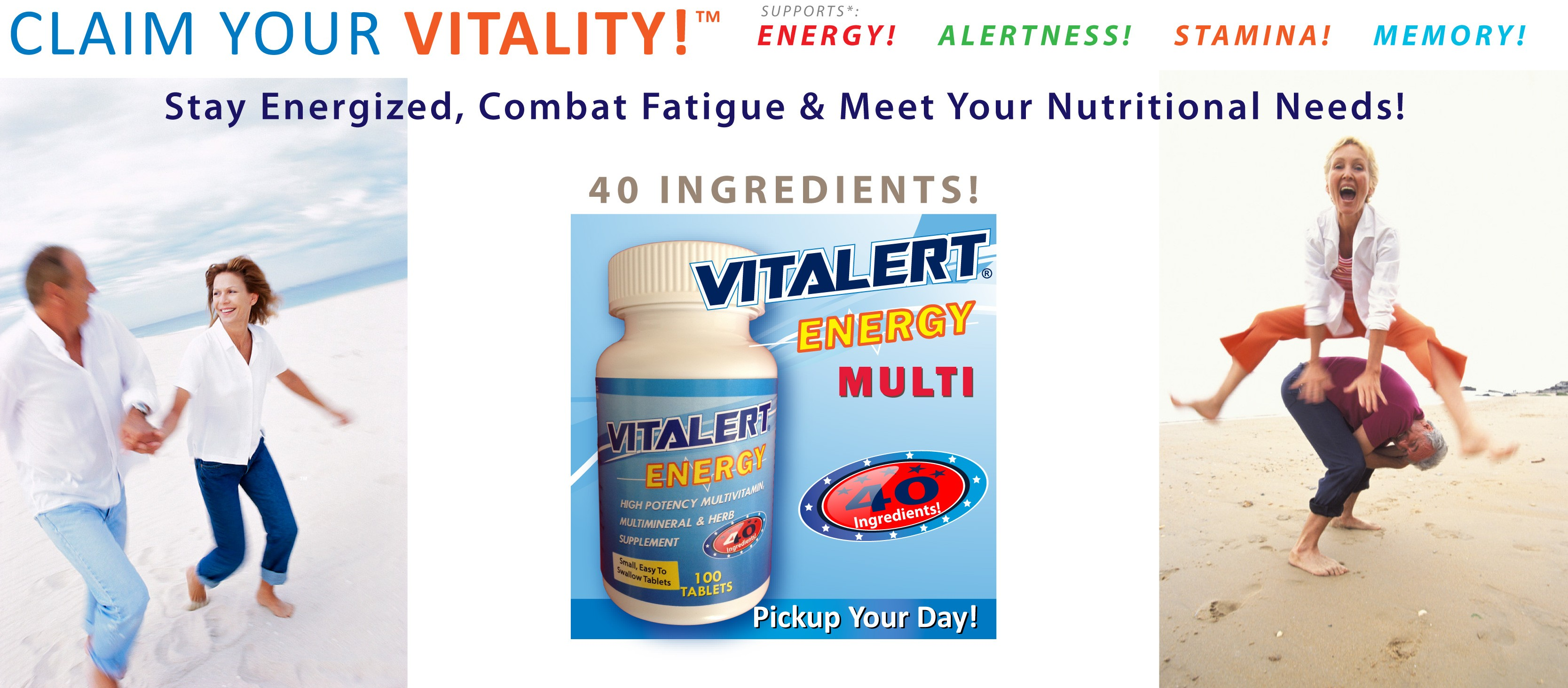 VITALERT® ENERGY MULTI