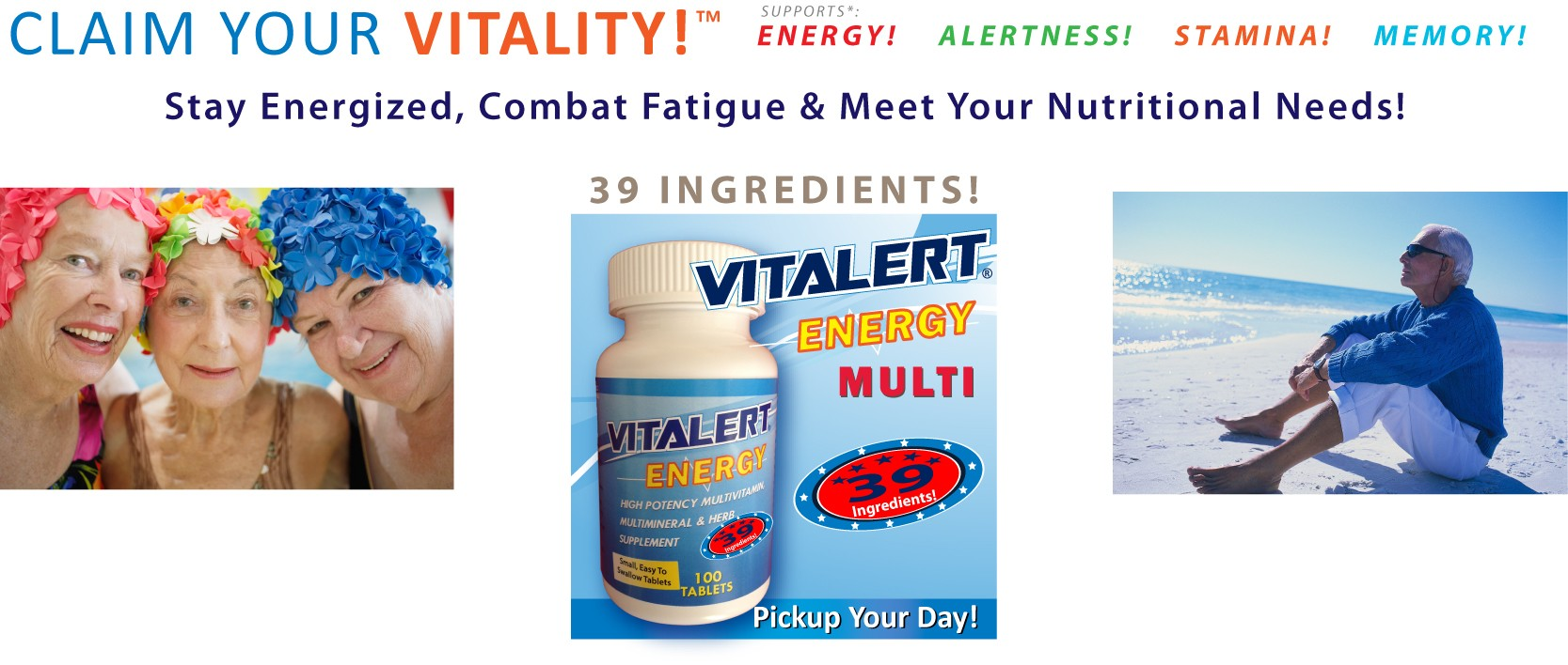 VITALERT® ENERGY MULTI